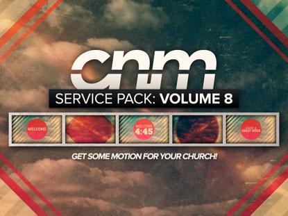 SERVICE PACK: VOLUME 8