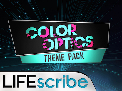 COLOR OPTICS THEME PACK