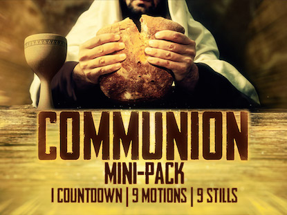 COMMUNION MINI-PACK