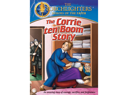 TORCHLIGHTERS: THE CORRIE TEN BOOM COLLECTION