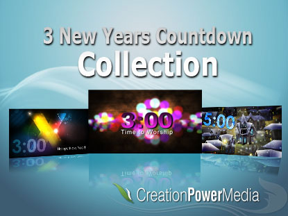 3 NEW YEARS COUNTDOWN COLLECTION