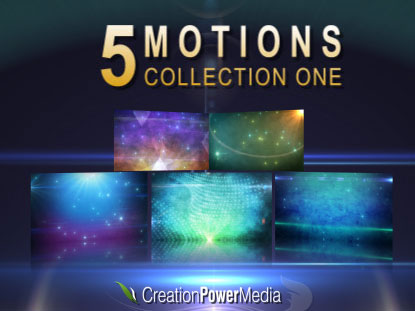 5 MOTIONS COLLECTION ONE