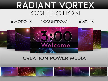 RADIANT VORTEX COLLECTION