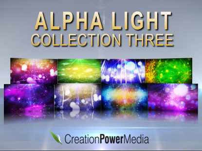 ALPHA LIGHT COLLECTION 3