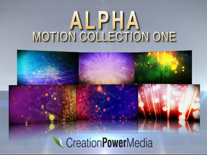 ALPHA MOTION COLLECTION 1