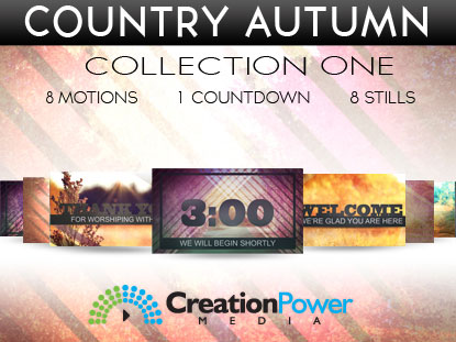 COUNTRY AUTUMN COLLECTION