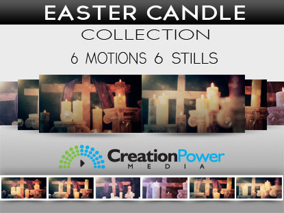 EASTER CANDLE COLLECTION
