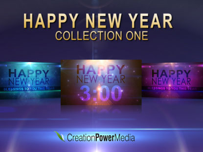 HAPPY NEW YEAR COLLECTION ONE