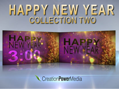 HAPPY NEW YEAR COLLECTION TWO