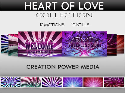 HEART OF LOVE COLLECTION