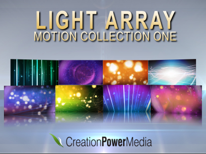 LIGHT ARRAY MOTION COLLECTION 1