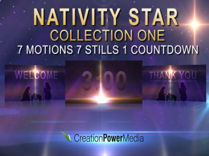 NATIVITY STAR COLLECTION 1