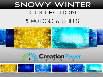 SNOWY WINTER COLLECTION