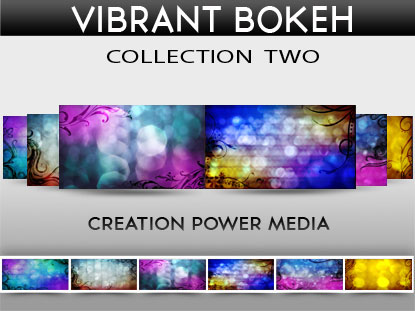 VIBRANT BOKEH COLLECTION TWO