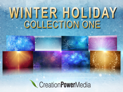 WINTER HOLIDAY COLLECTION 1