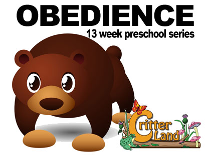 CRITTER LAND: OBEDIENCE
