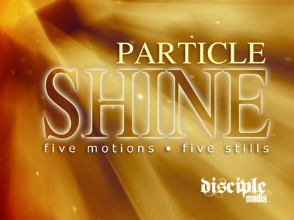 PARTICLE SHINE