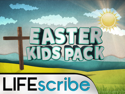 EASTER KIDS PACK