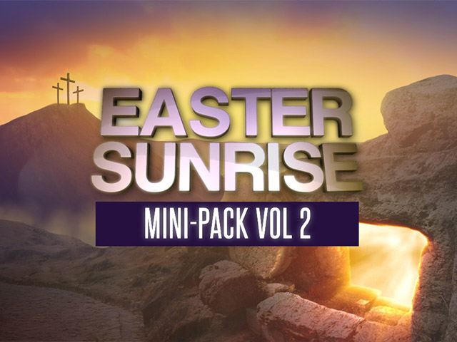 EASTER SUNRISE MINI-PACK: VOL 2