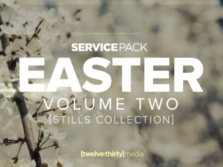 EASTER: VOLUME II (STILLS COLLECTION)