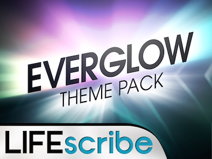 EVERGLOW THEME PACK