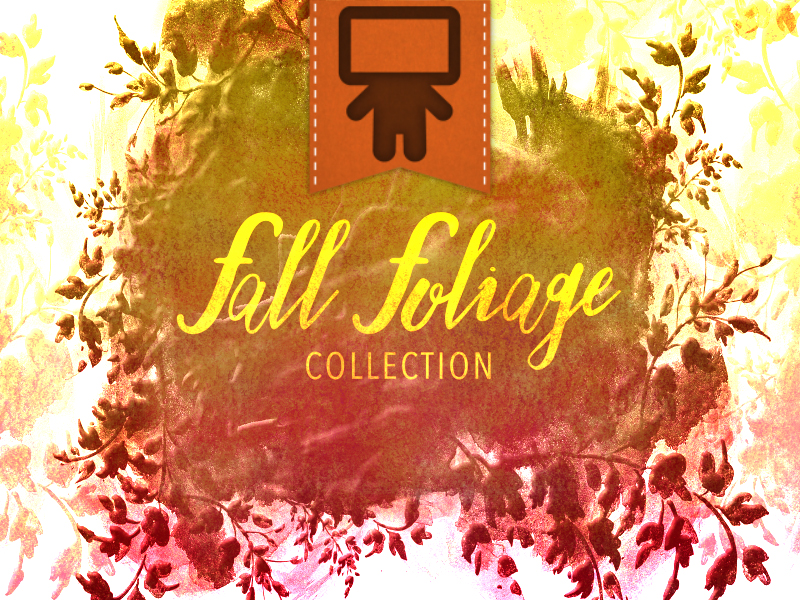 FALL FOLIAGE COLLECTION - SPANISH