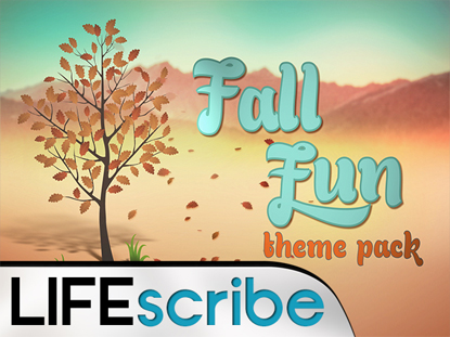 FALL FUN THEME PACK