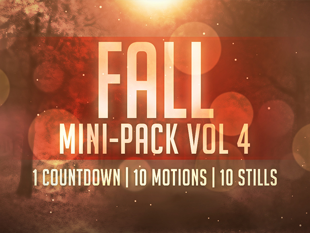 FALL MINI-PACK VOL 4