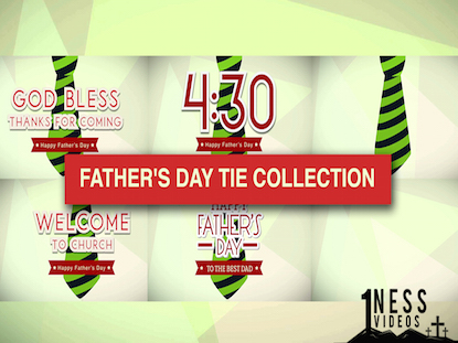 FATHER'S DAY TIE COLLECTION