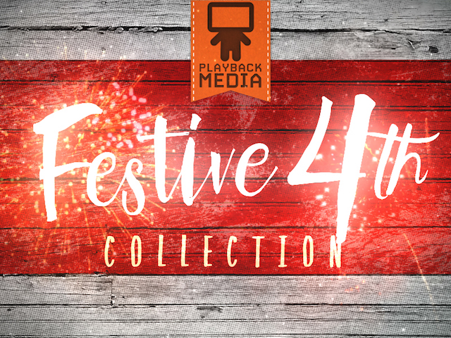 FESTIVE 4TH COLLECTION
