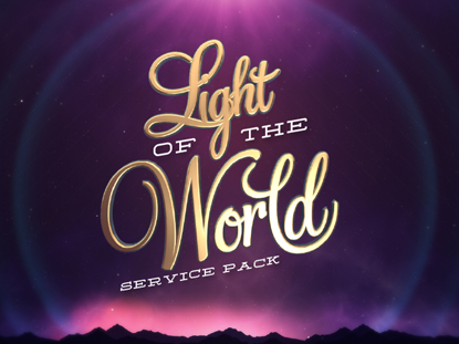LIGHT OF THE WORLD - SERVICE PACK