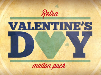 VALENTINE'S DAY MOTION PACK