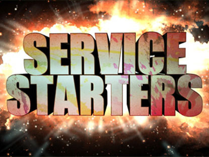 SERVICE STARTERS