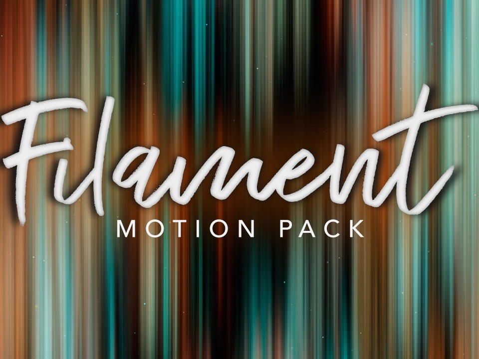FILAMENT MOTION PACK