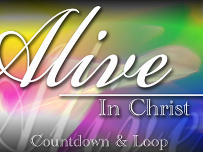 ALIVE IN CHRIST COLLECTION
