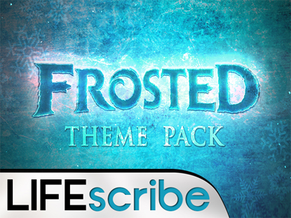 FROSTED THEME PACK