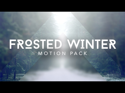 FROSTED WINTER MOTION PACK