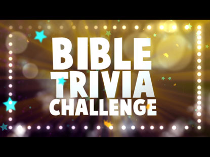 BIBLE TRIVIA CHALLANGE BUNDLE