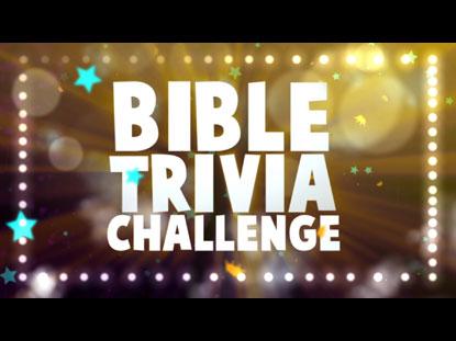 BIBLE TRIVIA CHALLANGE BUNDLE