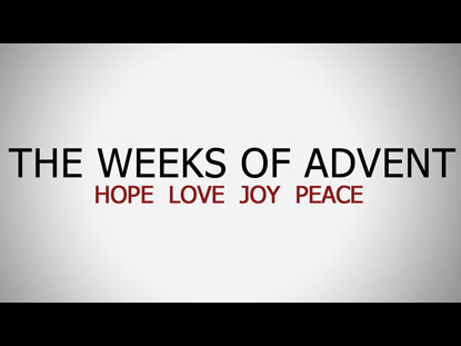 THE WEEKS OF ADVENT COLLECTION