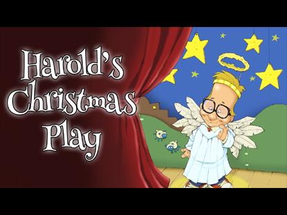 HAROLD'S CHRISTMAS PLAY PRESCHOOL SERIES