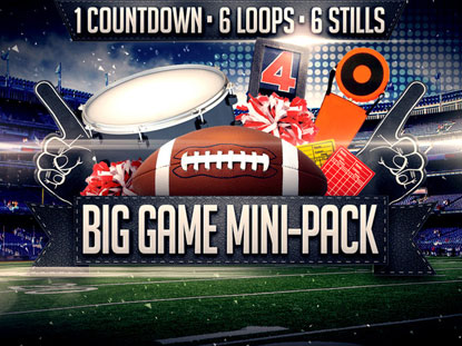 BIG GAME MINI-PACK