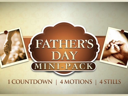 FATHER'S DAY MINI-PACK