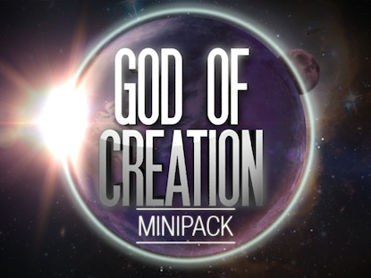 GOD OF CREATION MINI PACK