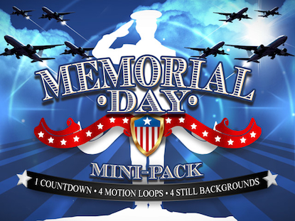 MEMORIAL DAY MINI-PACK