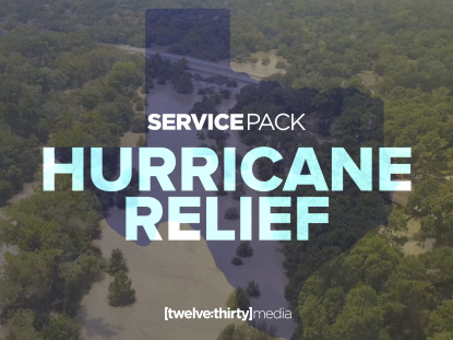 HURRICANE RELIEF: SERVICE PACK