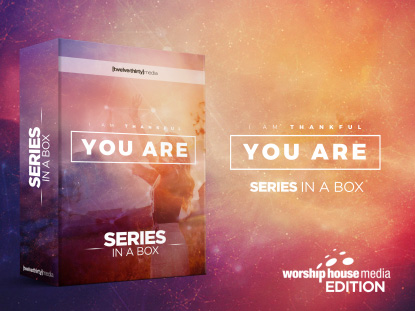 I AM THANKFUL YOU ARE: SERIES IN A BOX
