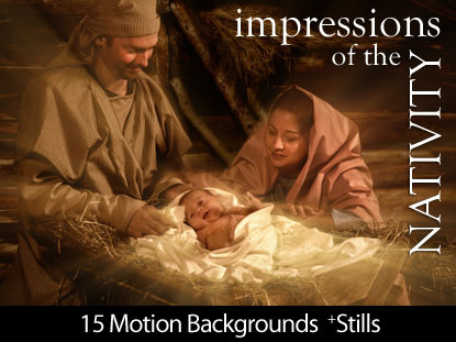 IMPRESSIONS OF THE NATIVITY