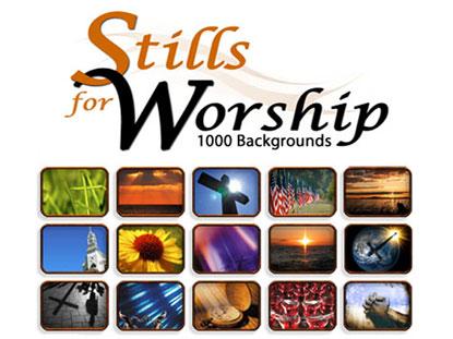 1000 STILLS FOR WORSHIP V1