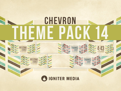 THEME PACK 14: CHEVRON